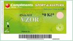 Ticket Sport a Kultura