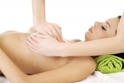 Nový sex masáž malé prsa